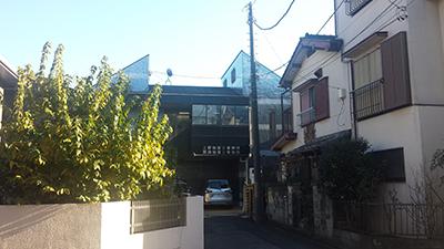 朝霞台駅から黒須税理士事務所までの行き方09